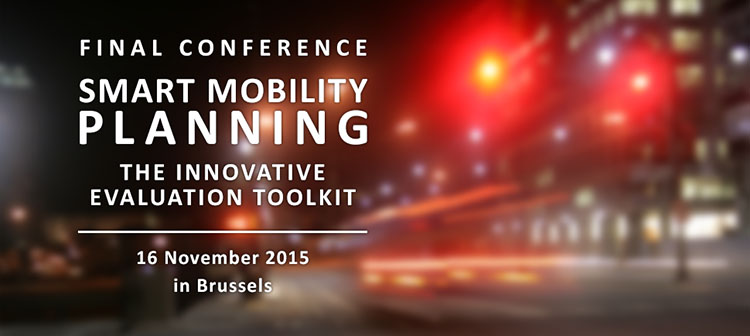 "European Conference on ""SMART MOBILITY PLANNING"""